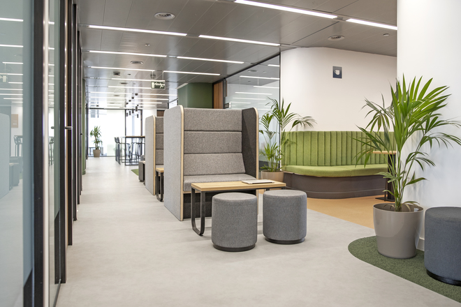 Centros coworking Madrid - First Workplaces
